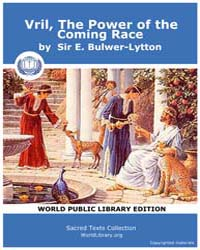 Vril, the Power of the Coming Race by Sir Bulwer-lytton, E.
