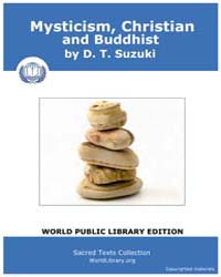 Mysticism Christian and Buddhist by Suzuki, D. T.