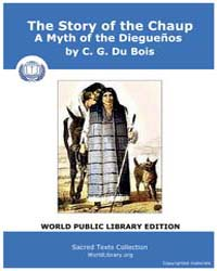 The Story of the Chaup, A Myth of the Di... Volume Vol. XVII by Du Bois, C. G.