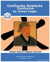 Confucian Analects Confucius, Score Cfu ... by Legge, James