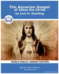 The Aquarian Gospel of Jesus the Christ,... by Levi H. Dowling