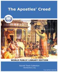 The Apostles' Creed by