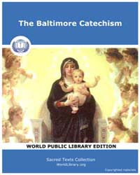 The Baltimore Catechism by R.H. Charles