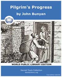 Pilgrim's Progress, Score Chr Bunyan by John Bunyan