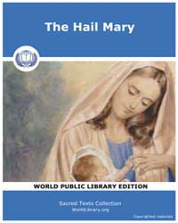 The Hail Mary by Sacred Classic Texts