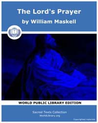 The Lord's Prayer by Maskell, William