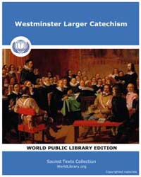 Westminster Larger Catechism by