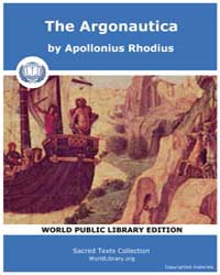 The Argonautica, Score Argo by Rhodius, Apollonius