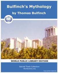 Bulfinch's Mythology, Score Bulf by Bulfinch, Thomas