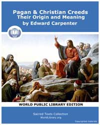 Pagan & Christian Creeds, Their Origin a... by Carpenter, Edward
