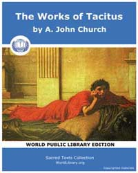 The Works of Tacitus by Church, A. John