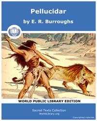 Pellucidar by E. R. , Burroughs