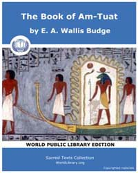 The Book of Am-Tuat Volume Vol. by Wallis Budge, E. A.