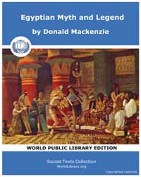 Egyptian Myth and Legend, Score Egy Eml by MacKenzi, Donald