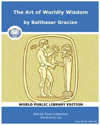 The Art of Worldly Wisdom, Score Eso Aww by Gracian, Balthasar