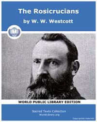 The Rosicrucians by Westcott, W. Wynn