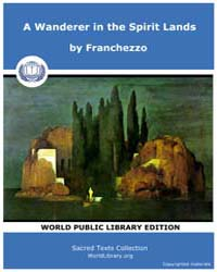 A Wanderer in the Sprit Lands by Franchezzo