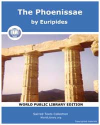 The Phoenissae by Euripides