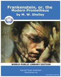 Frankenstein Or, the Modern Prometheus by Shelley, M. W.