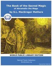 The Book of the Sacred Magic of Abrameli... by Mathers, S. L. MacGregor