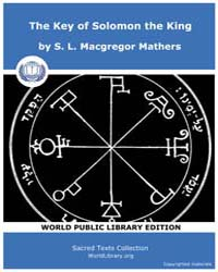The Key of Solomon the King by Mathers, S. L. MacGregor