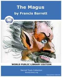 The Magus by Barrett, Francis
