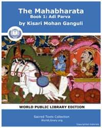 The Mahabharata Book 1 : Adi Parva, Scor... by Ganguli, Kisari Mohan
