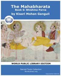 The Mahabharata, Book 6: Bhishma Parva by Ganguli, Kisari Mohan