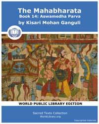 The Mahabharata Book 14 : Aswamedha Parv... by Ganguli, Kisari Mohan