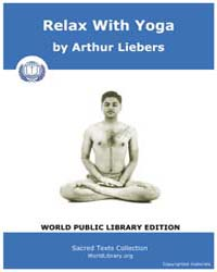 Relax With Yoga by Liebers, Arthur