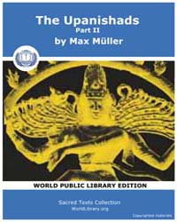 The Upanishads, Part Ii, Score Hin Sbe15 Volume Vol. 15 by Müller, Max