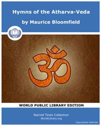 Hymns of the Atharva-Veda Volume Vol. 42 by Bloomfield, Maurice