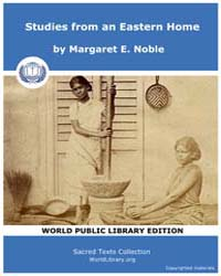 Studies from an Eastern Home, Score Hin ... by Noble, Margaret E.