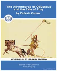 The Adventures of Odysseus and the Tale ... by Colum, Padraci