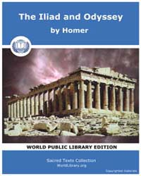 The Iliad and Odyssey by Homer