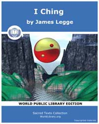 I Ching Volume 16 by Legge, James