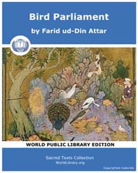 Bird Parliament, Score Bp by Attar, Farid Ud-din