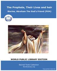 The Prophets, Their Lives and Their Stor... by Sacred Texts