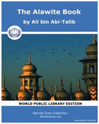 The Alawite Book, Score Sal by Abi-talib, Ali Bin