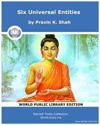 Six Universal Entities, Score Jai 6Subst... by Shah, Pravin K.