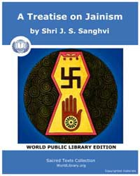 A Treatise on Jainism by Sanghvi, Shri J. S.