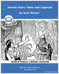 Jewish Fairy Tales and Legends by Naomi, Aunt