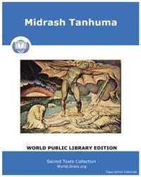 Midrash Tanhuma by Classic Sacred Texts
