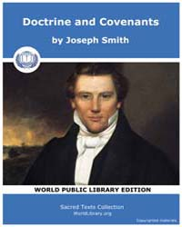 Doctrine and Covenants by Smith, Joseph