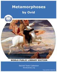 Metamorphoses, Score Ovid Meta by Ovid
