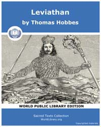 Leviathan by Hobbes, Thomas