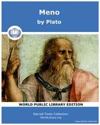 Meno, Score Plato Meno by Plato