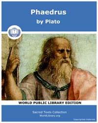 Phaedrus, Score Plato Phaedrus by Plato