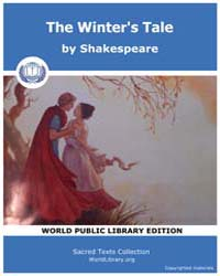 The Winter's Tale by Shakespeare