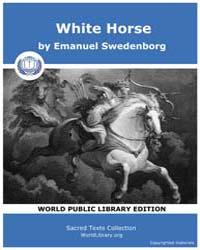 White Horse by Swedenborg, Emanuel